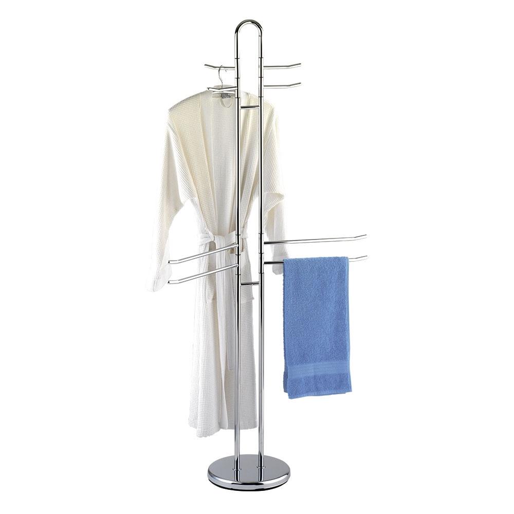 Вешалка напольная ХИТ - декор 00478 комплект настенных часов хит декор для ванной комнаты 2 шт