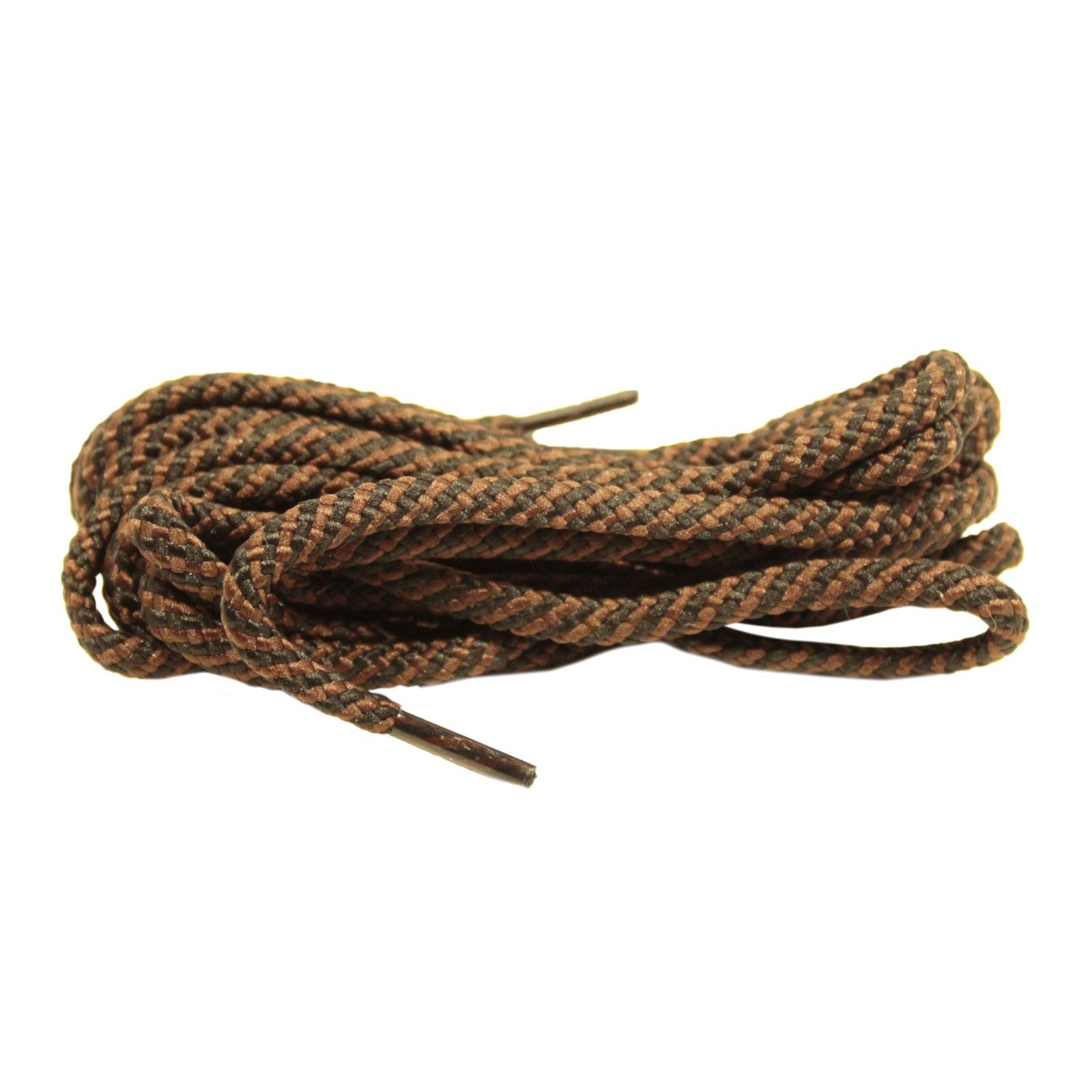 Шнурки Шнурком В865 круглые 6мм 120см, Полиэфир шнурки для обуви радуга active усиленные круглые с наполнителем цвет белый 110 см