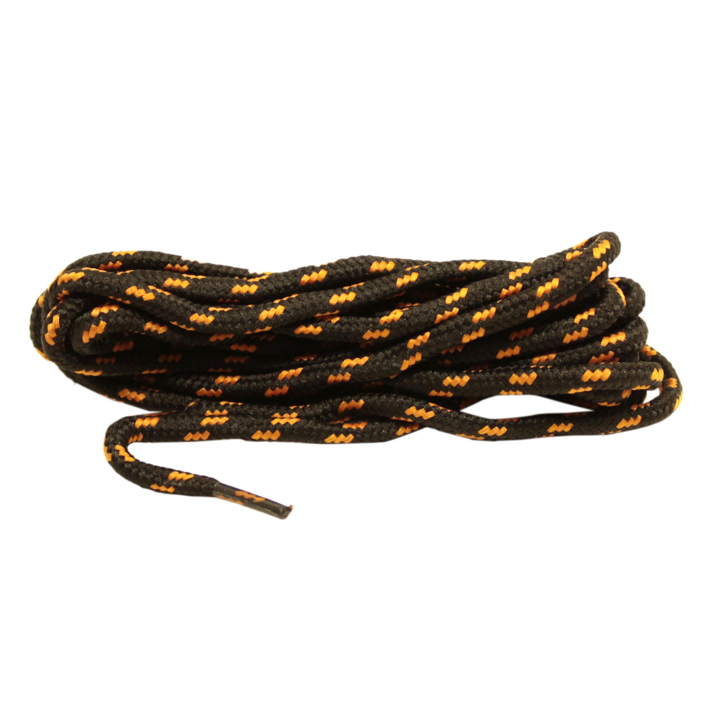 Шнурки Шнурком В331 круглые 5мм 120см, Полиэфир шнурки для обуви радуга active усиленные круглые с наполнителем цвет белый 110 см