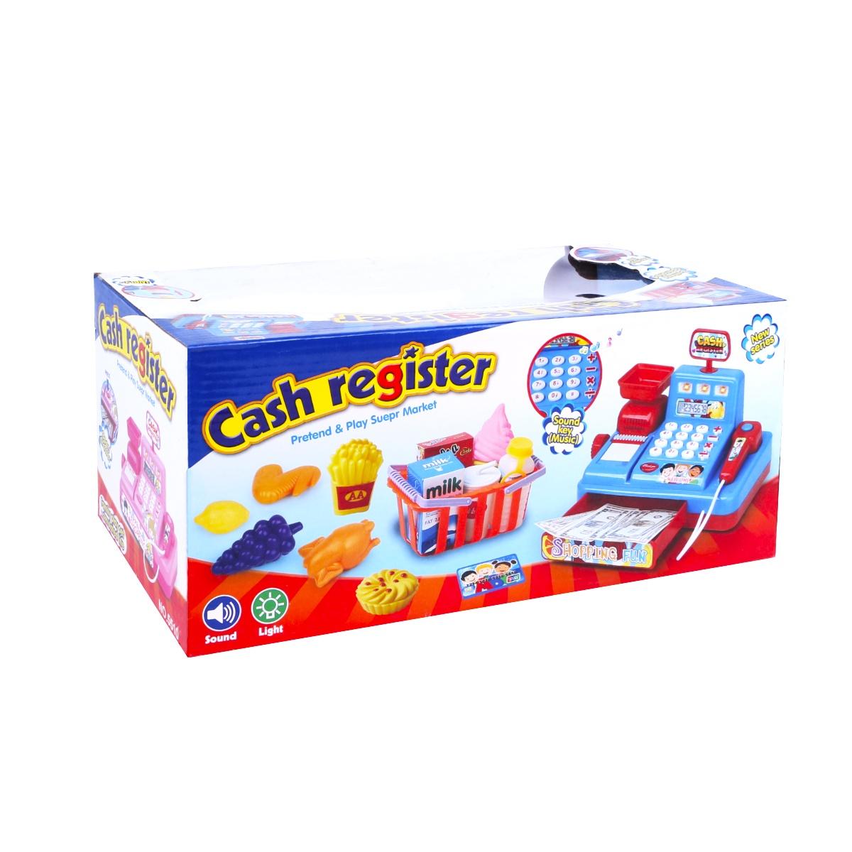 Игровой набор JT TOYS 5511/ красный, синий