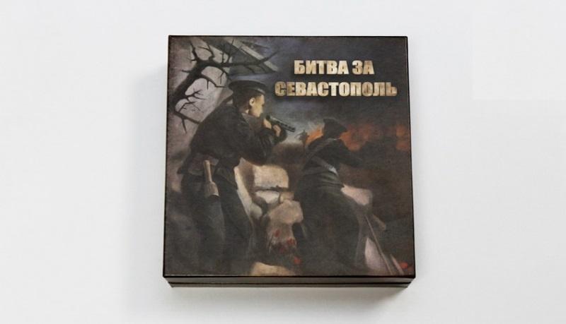 Настольная игра Неофит Битва за Севастополь настольная игра неофит зверократия
