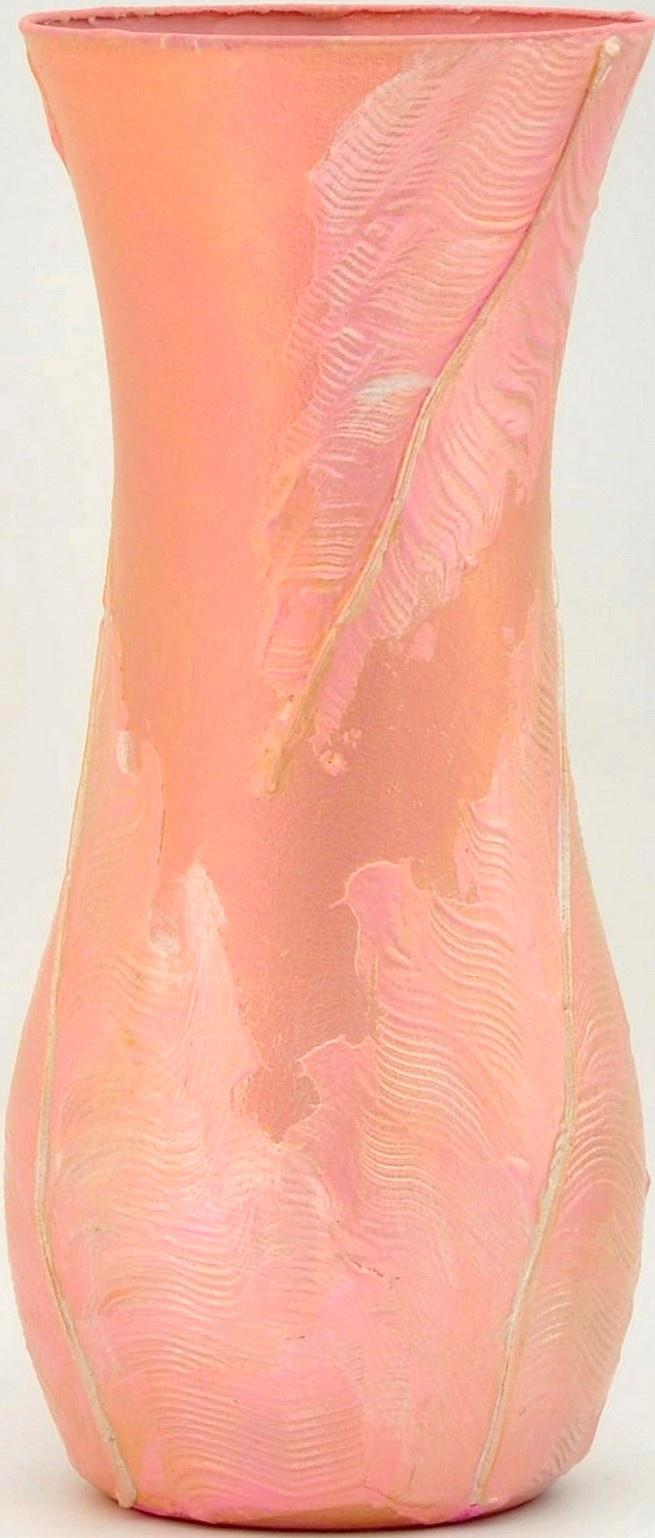 Ваза Яркий штрих sh132.3, розовый