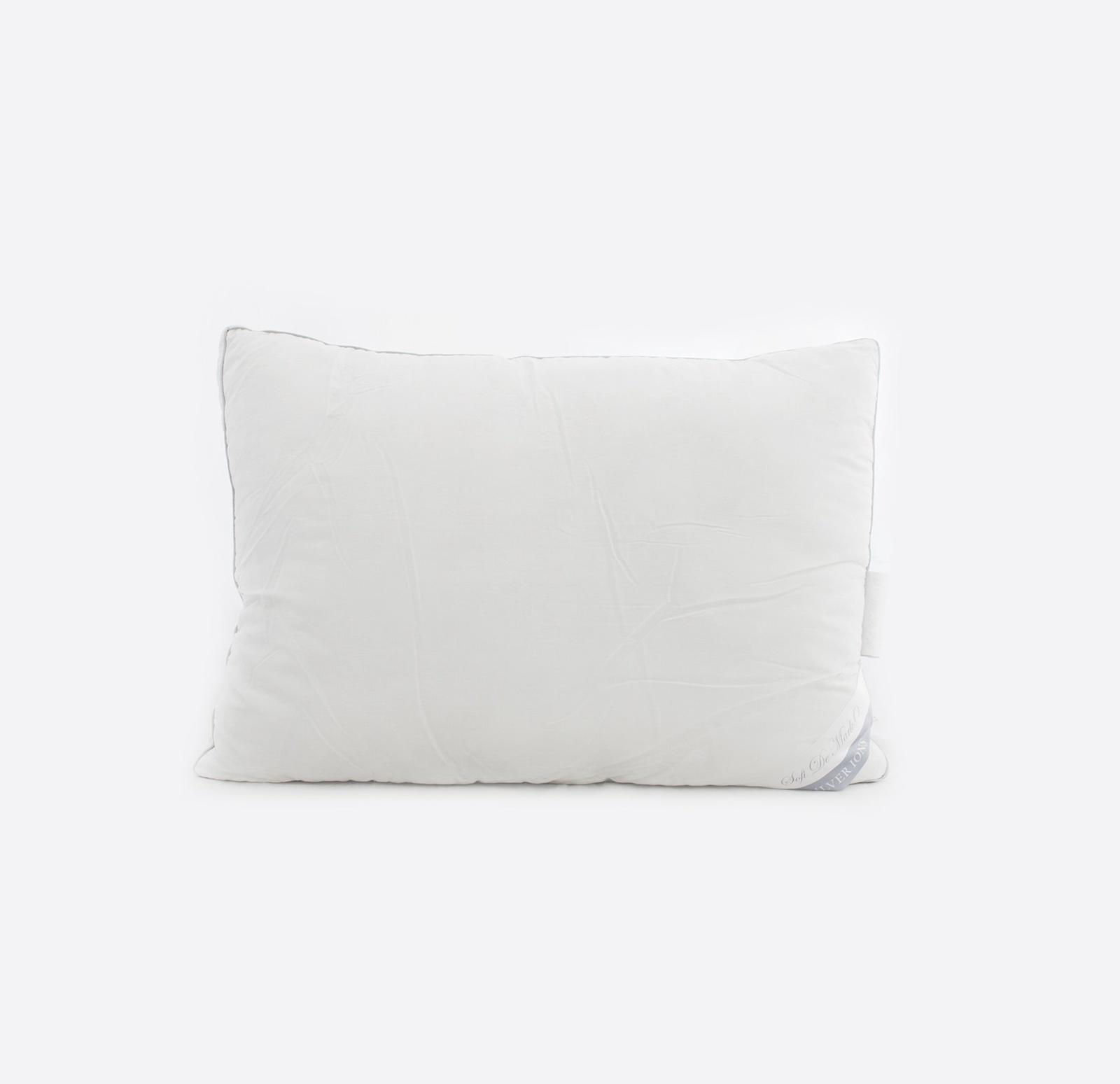 Подушка Sofi de Marko Silver Ions 50, белый fact ions for life