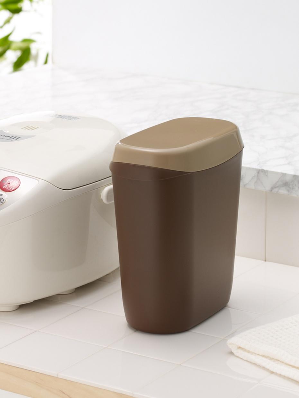 Контейнер пищевой Iseto I-512, темно-коричневый