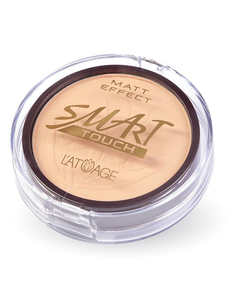 Пудра Latuage Cosmetic SMART TOUCH тон 204 песочный