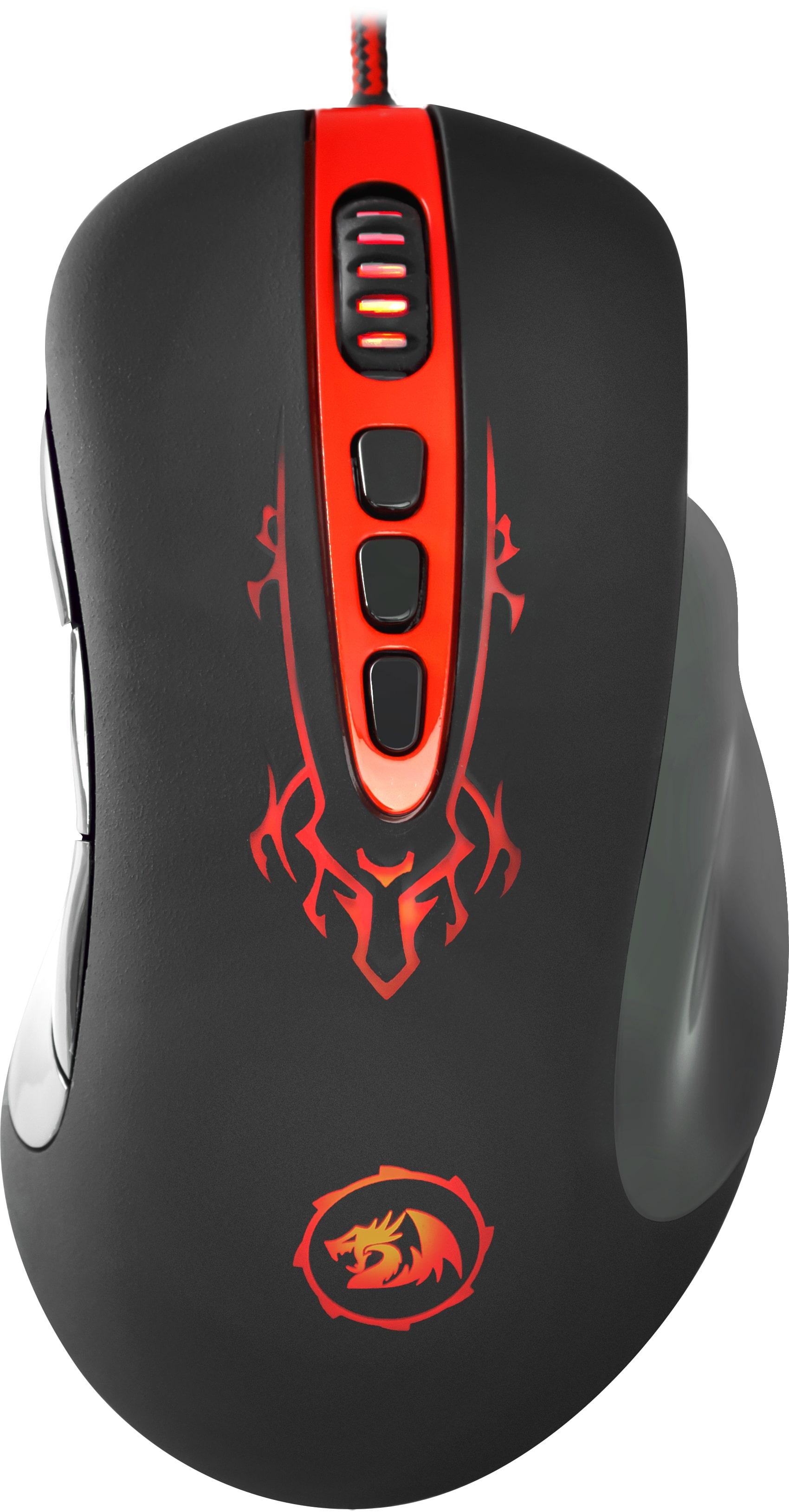 Игровая мышь Redragon Origin оптика,10 кнопок,4000 dpi