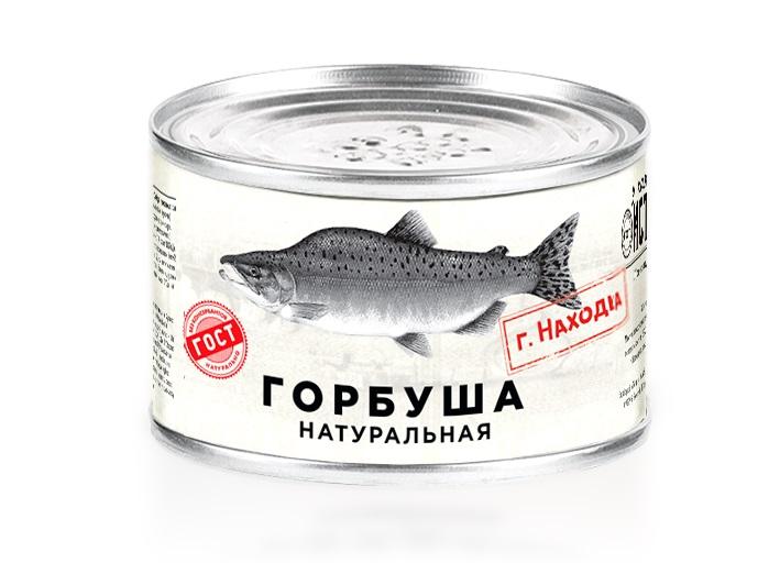 Морепродукты консервированные История И115 Жестяная банка, 245