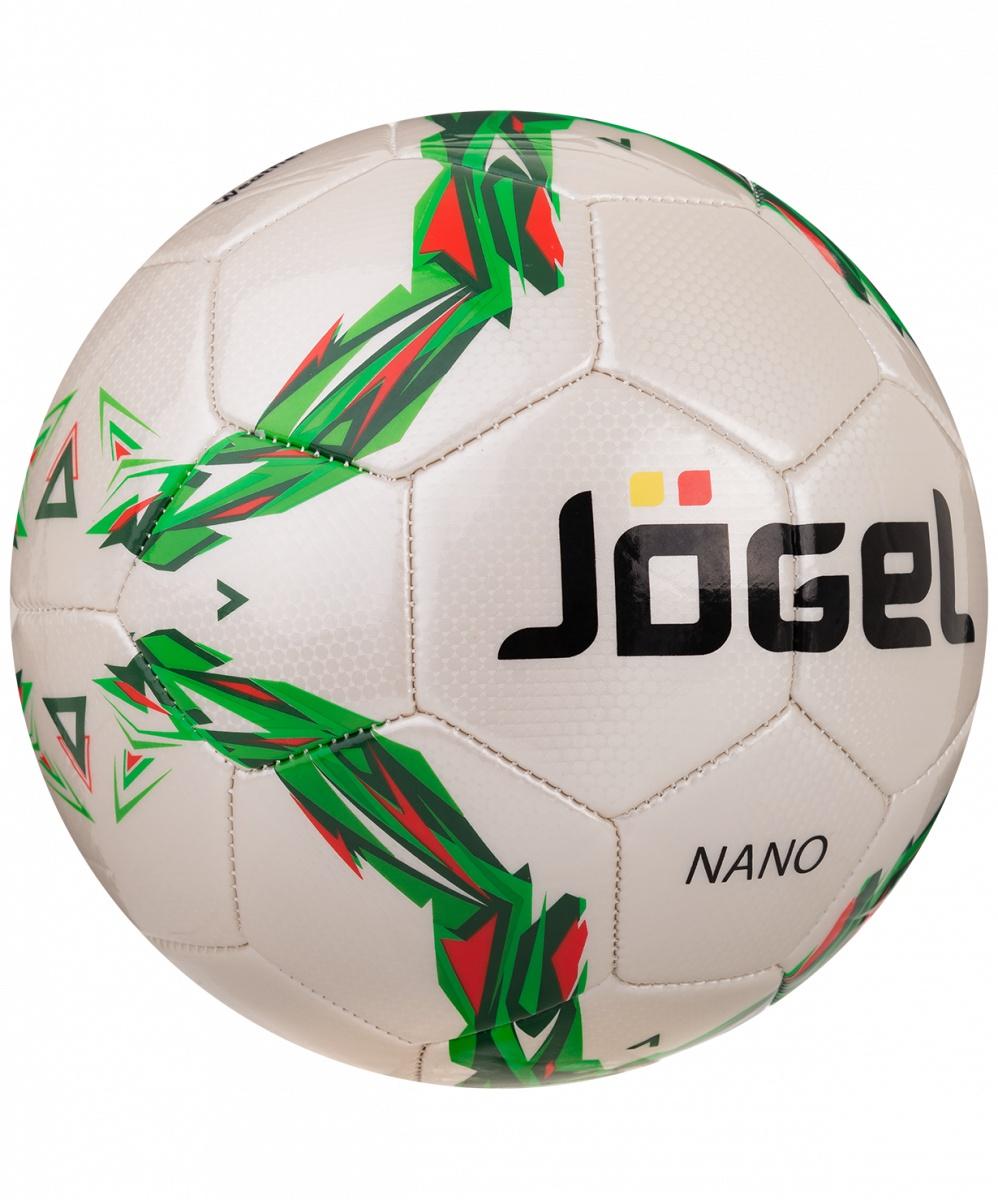 Мяч футбольный Jogel Футбольный мяч JS-210 Nano №5