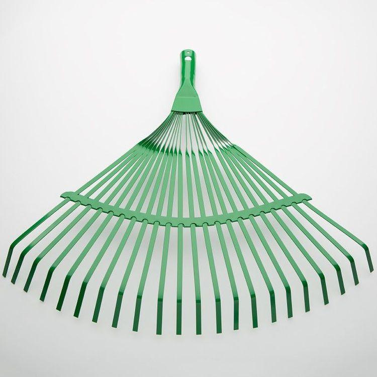 цена на Грабли веерные, зеленый, ТД61-0003