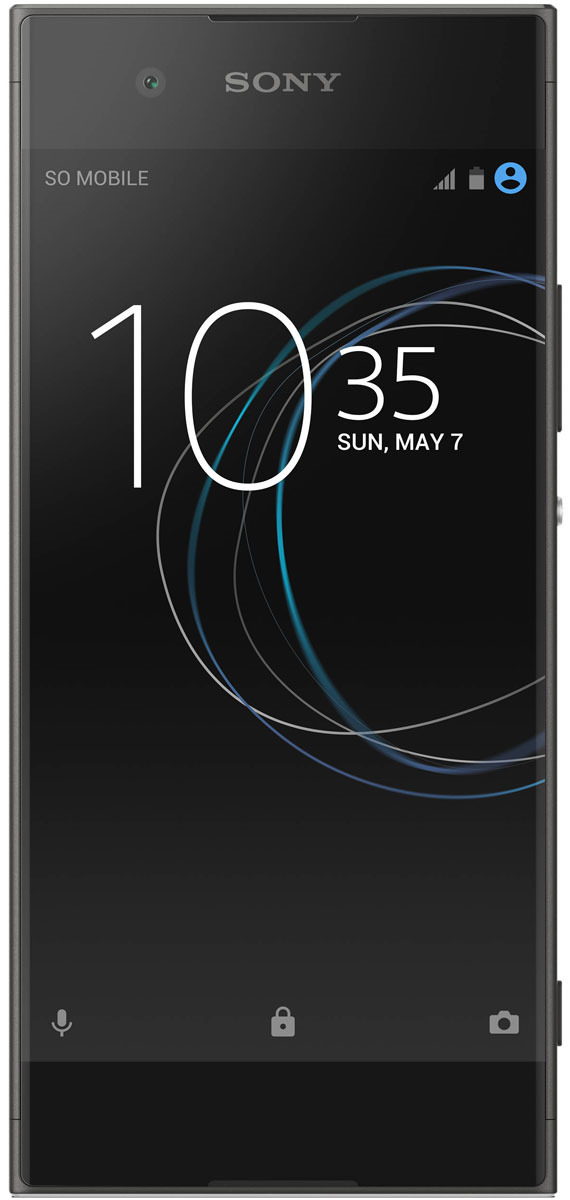 Смартфон Sony Xperia XA1 3/32GB, черный