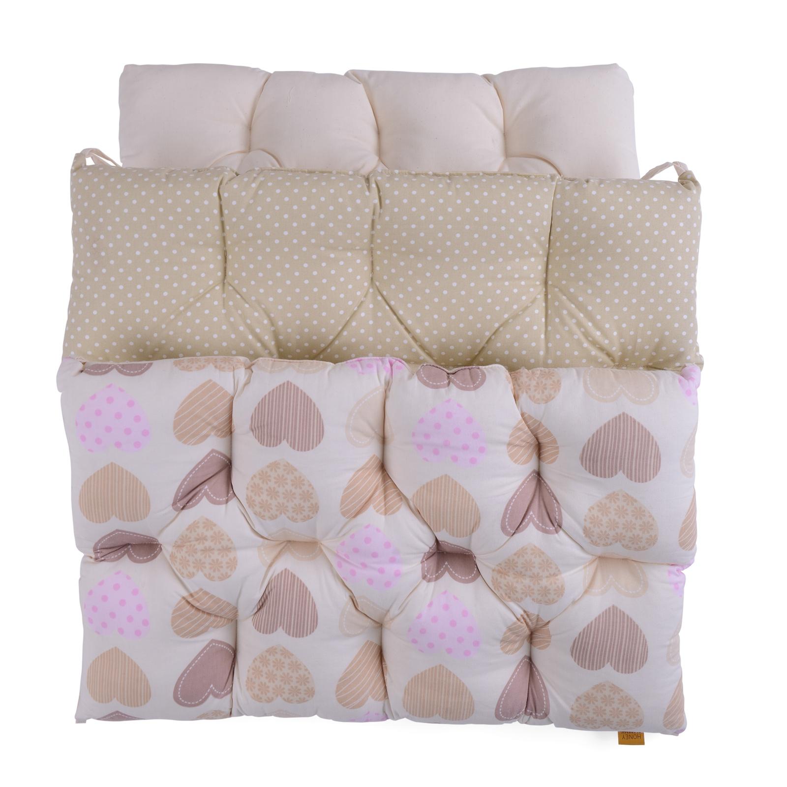 Комплект в кроватку HoneyMammy B-PH-83
