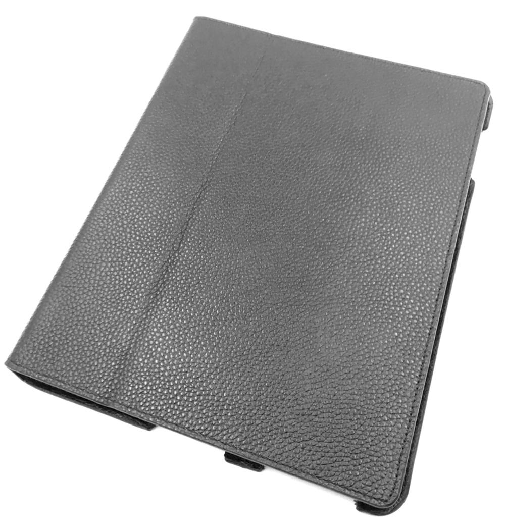 Чехол для планшета Мобильная Мода iPad 2/3/4 Чехол-книжка кожаная с магнитной крышкой, черный чехол книжка для lg g4 h815 с магнитной застежкой фиолетовый armor m