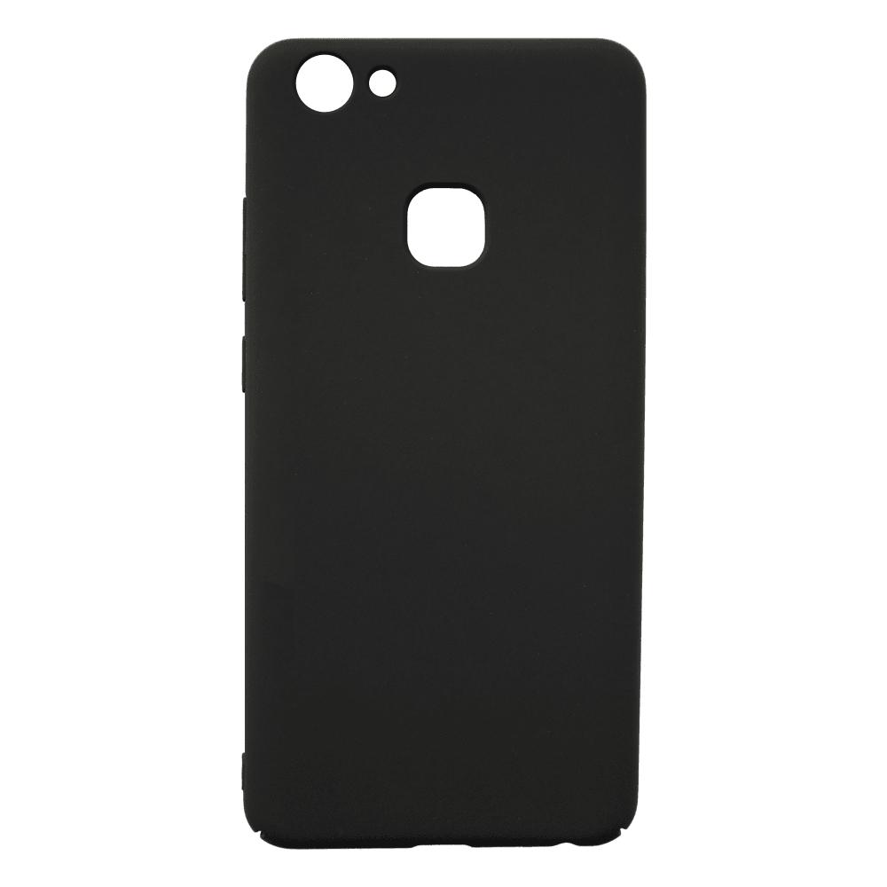 все цены на Чехол для сотового телефона Vivo 1716 V7+ _Сase PC black, черный онлайн