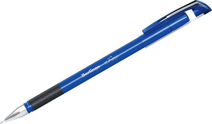 Набор шариковых ручек Berlingo xFine, 256289, цвет чернил синий, 12 шт набор шариковых ручек berlingo g 07 цвет чернил синий 12 шт