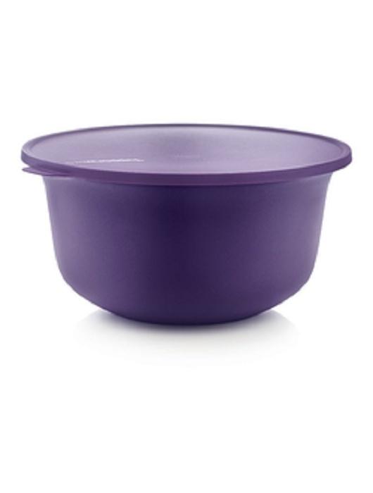 Контейнер пищевой Tupperware Чаша Алоха 7,5л, фиолетовый чаша tupperware бриллиант 500 мл