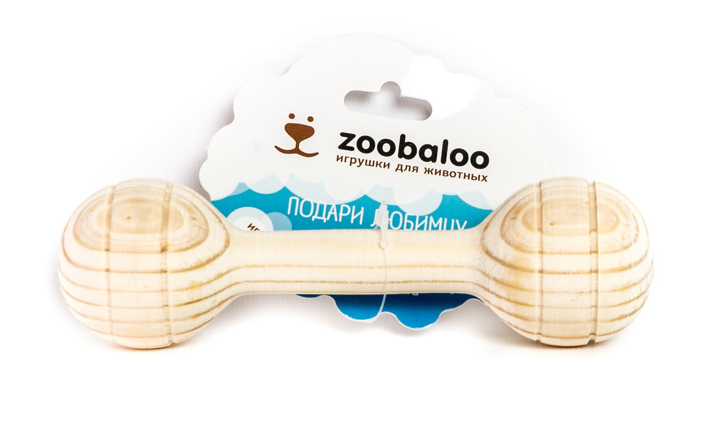 Игрушка для животных Zoobaloo 438 игрушка для птиц zoobaloo зеркало африка высота 17 см