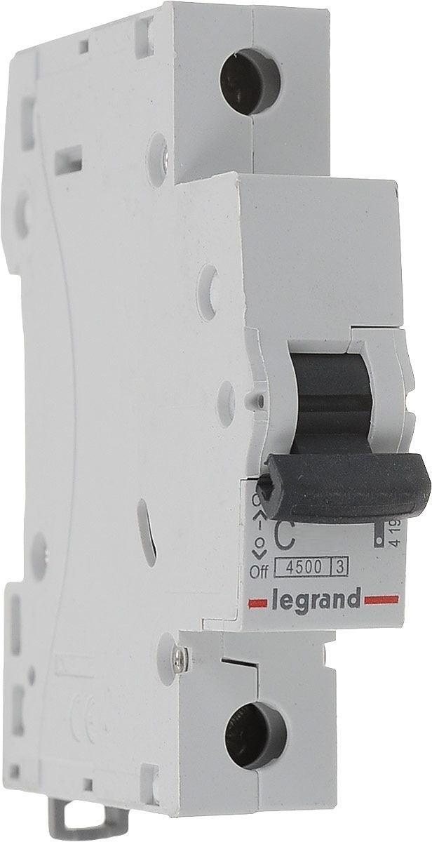 Автоматический выключатель Legrand 44339 выключатель автоматический hager 3 полюса 50 a