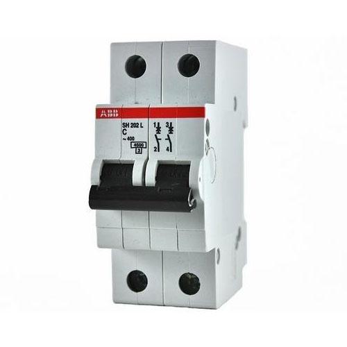 Автоматический выключатель ABB 10253 автоматический модульный выключатель abb 2п c sh202l 4 5ка 16а 2cds242001r0164