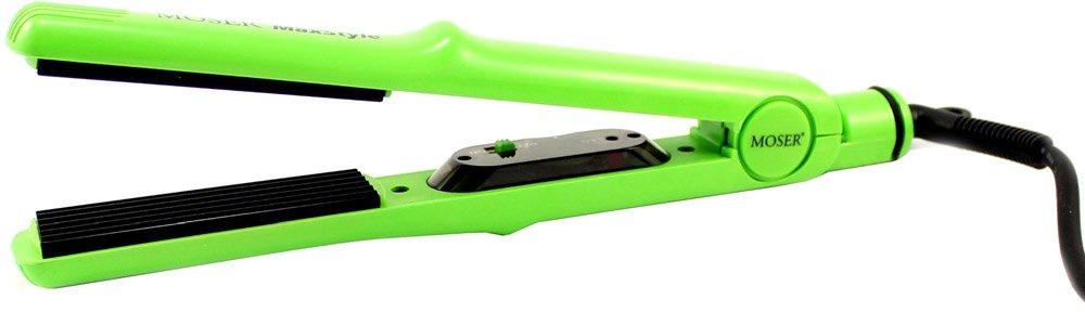 Щипцы для завивки Moser 4415-0050, зеленый