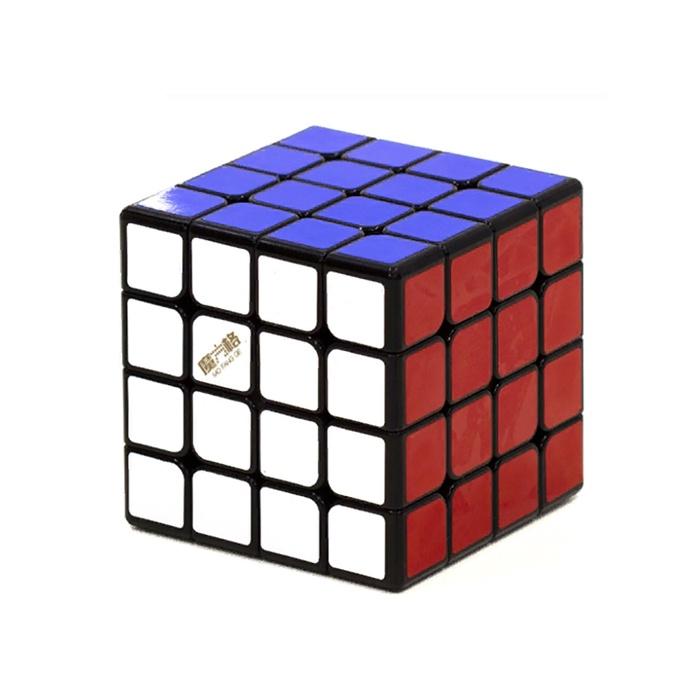 Головоломка MoFangGe Кубик 4x4 WuQue mini Magnetic (black) головоломка mofangge кубик x man 7x7 spark magnetic