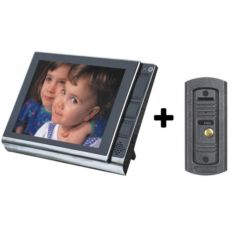 Видеодомофон Subini CR-806F subini dvr mini900