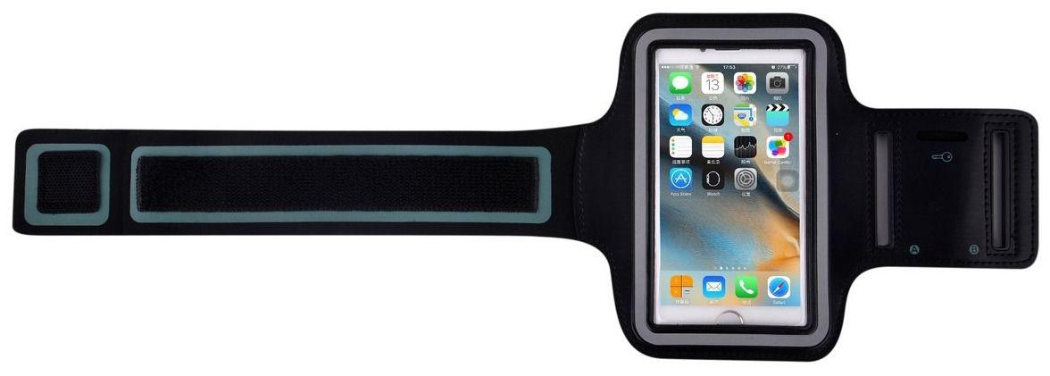 Чехол для телефона Devia iSport Armband 5,5, черный все цены