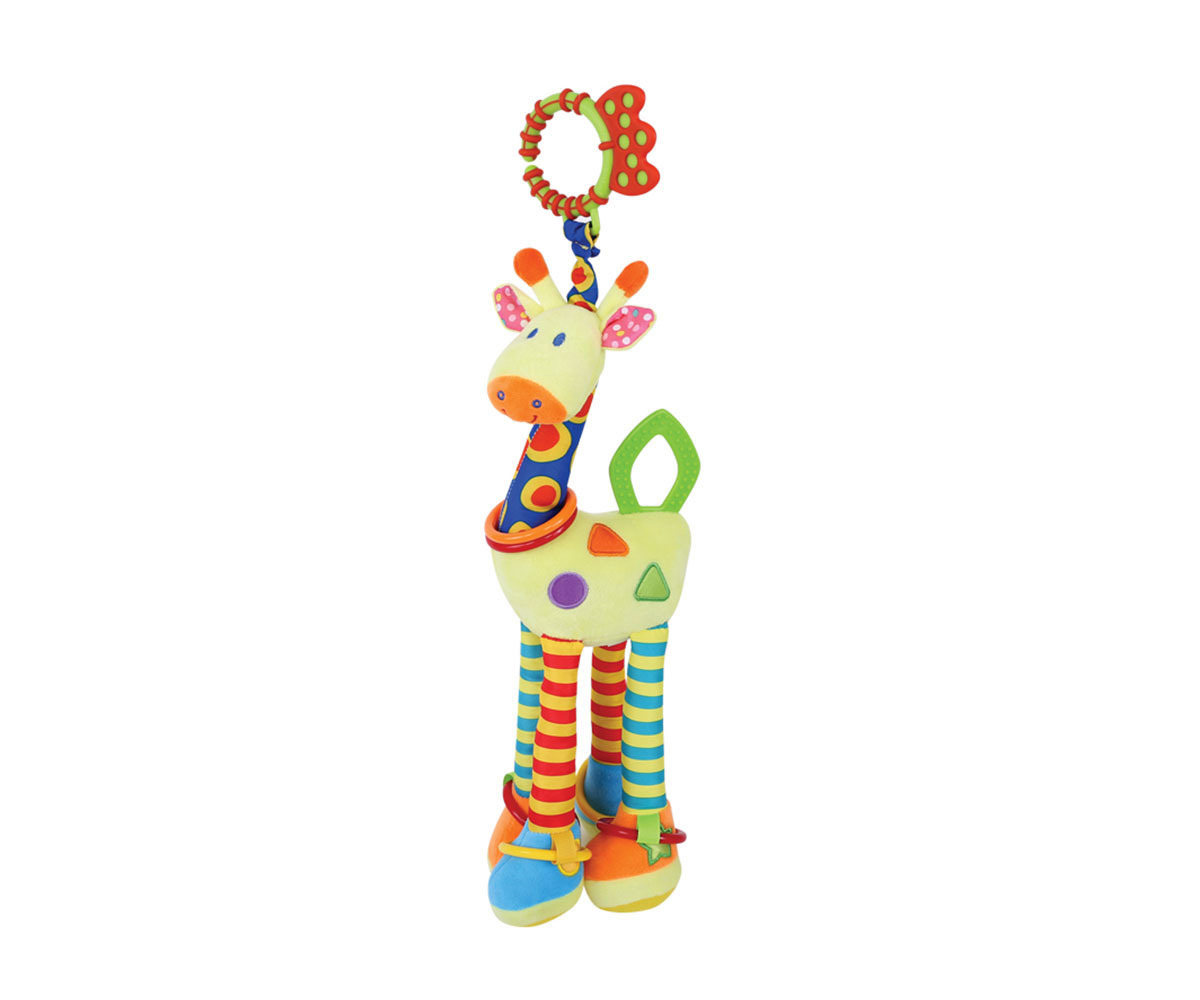 Развивающая игрушка Lorelli Toys Жираф. 1019115 развивающая игрушка lorelli toys слоник 1019117