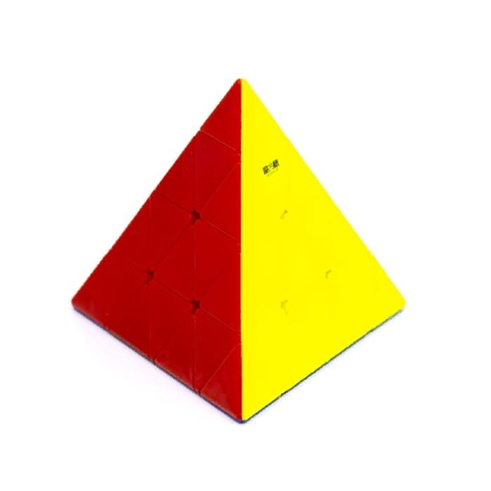 цена Головоломка MoFangGe Пираминкс Master Pyraminx (color) онлайн в 2017 году