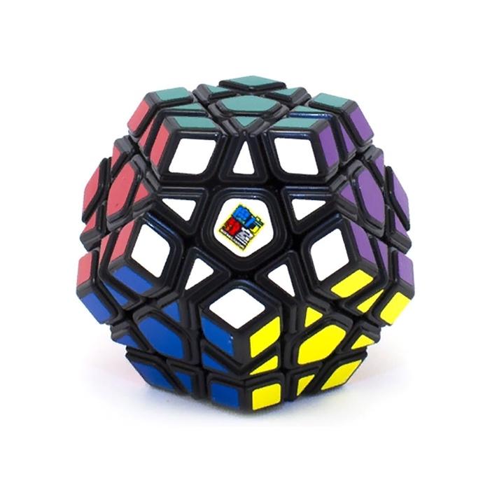 Головоломка MoFangGe Мегаминкс X-Man Galaxy V2 Magnetic (black) головоломка mofangge кубик x man 7x7 spark magnetic