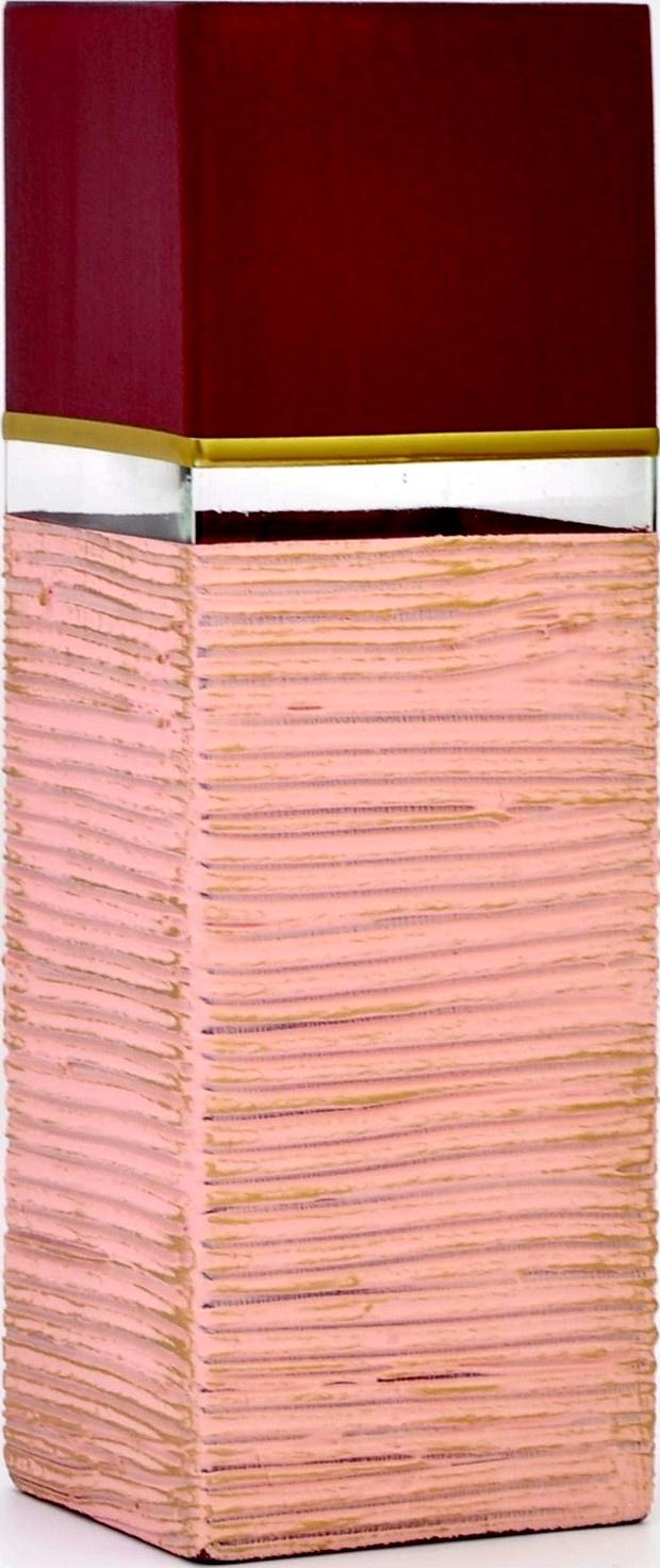 Ваза Яркий штрих sh159.2, розовый