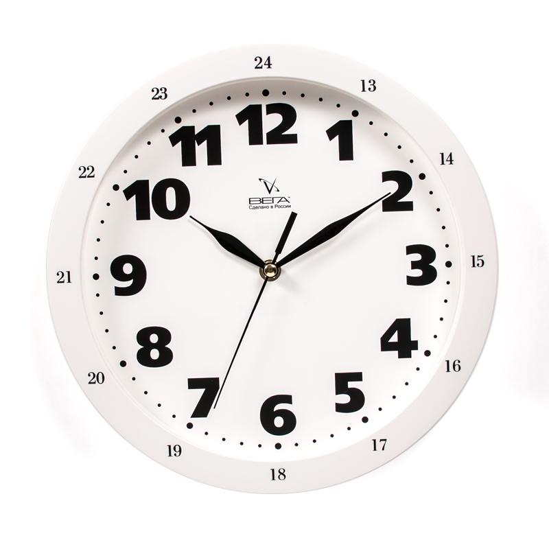 Настенные часы ВЕГА 17619732