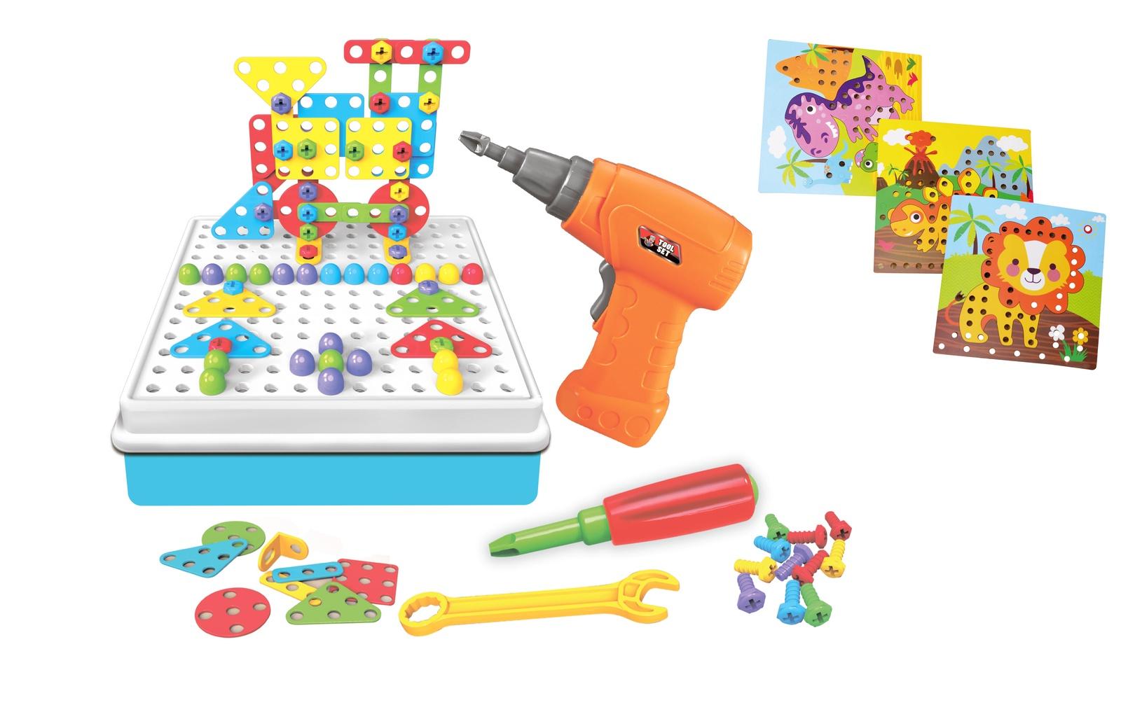 Детский развивающий конструктор Create and Play в Мариуполе