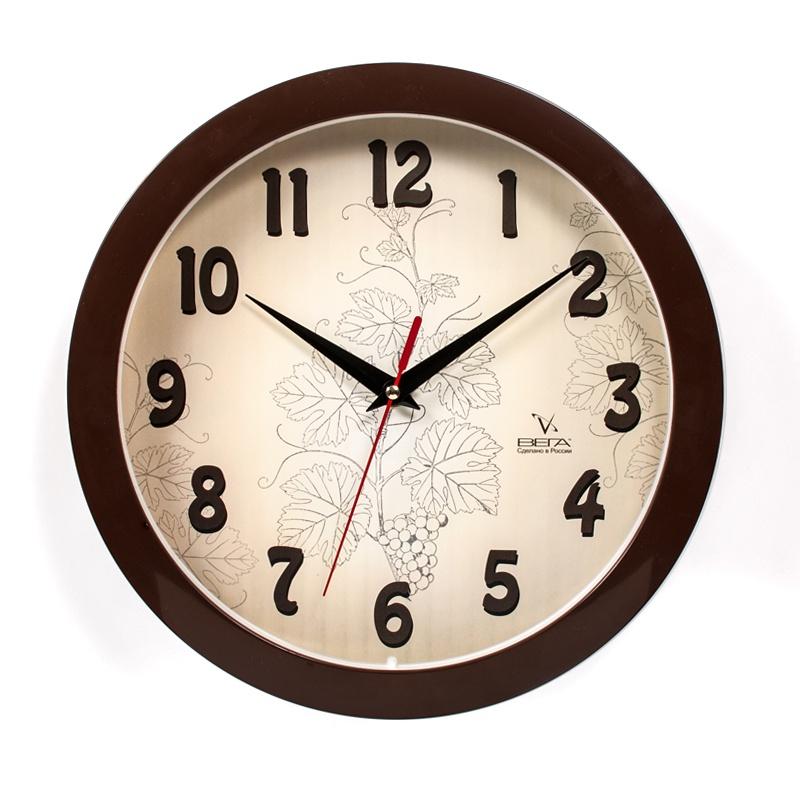 Настенные часы ВЕГА 19750