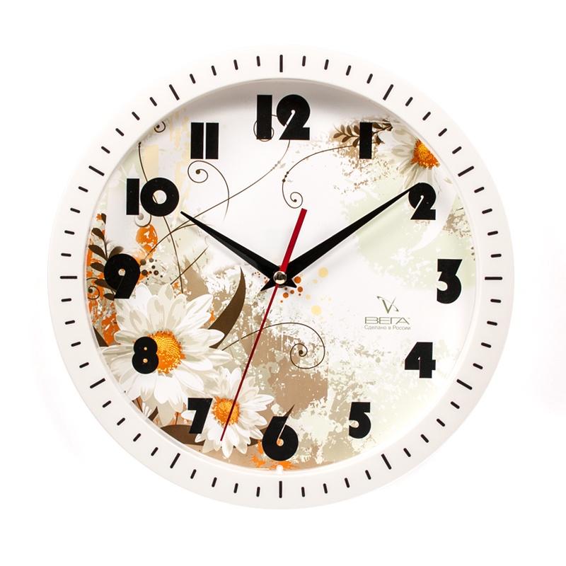 Настенные часы ВЕГА 1798749