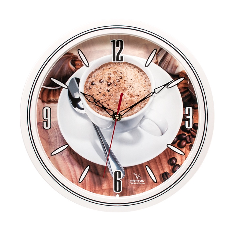 Настенные часы ВЕГА 1763743