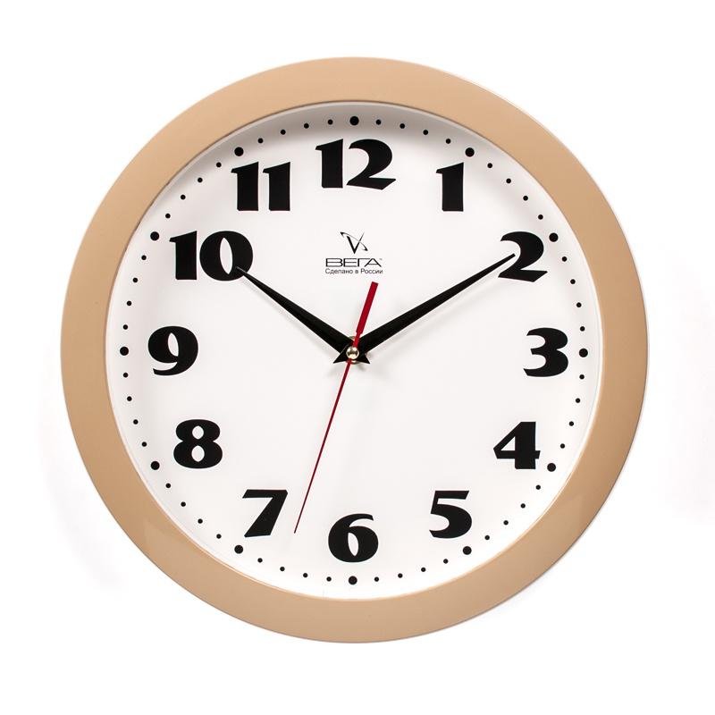 Настенные часы ВЕГА 114745
