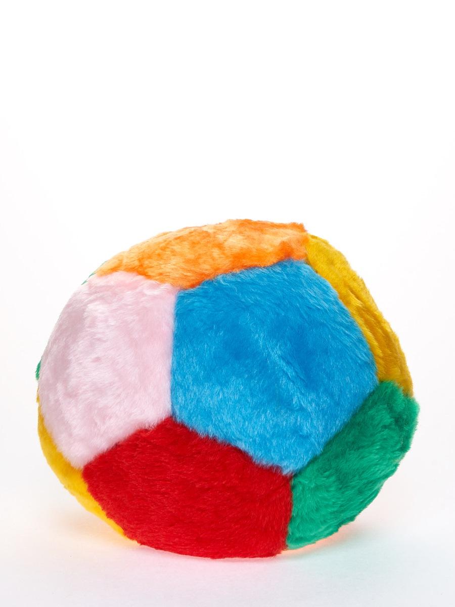 Мягкая игрушка Радомир С924/мяч желтый, голубой, красный