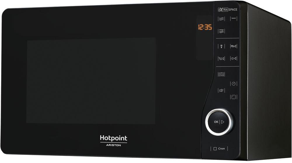 Микроволновая печь Hotpoint-Ariston MWHA 2622 MB, черный