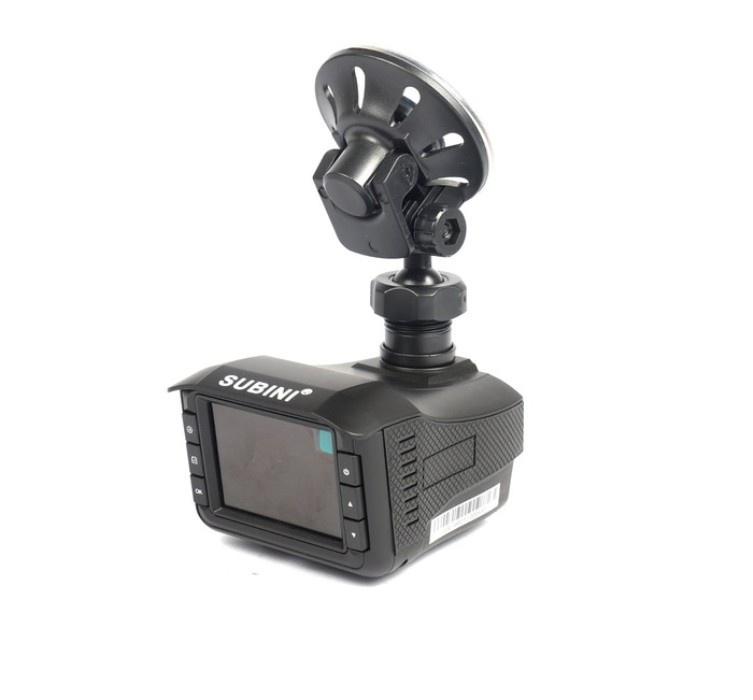 Видеорегистратор с радар-детектором Subini GR-H9-Plus цена