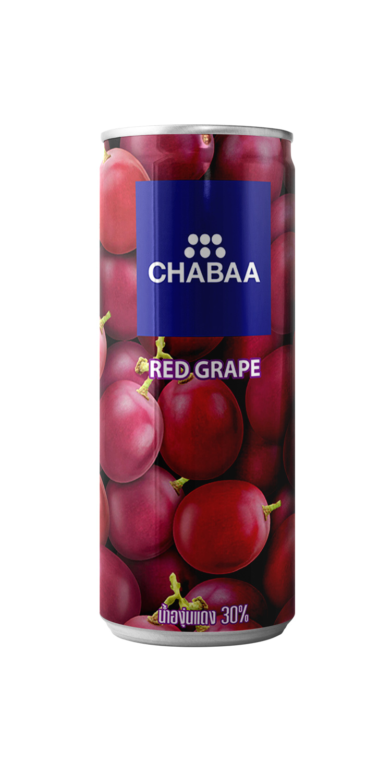 Напиток сокосодержащий Chabaa 8854761014019, Виноград, 230