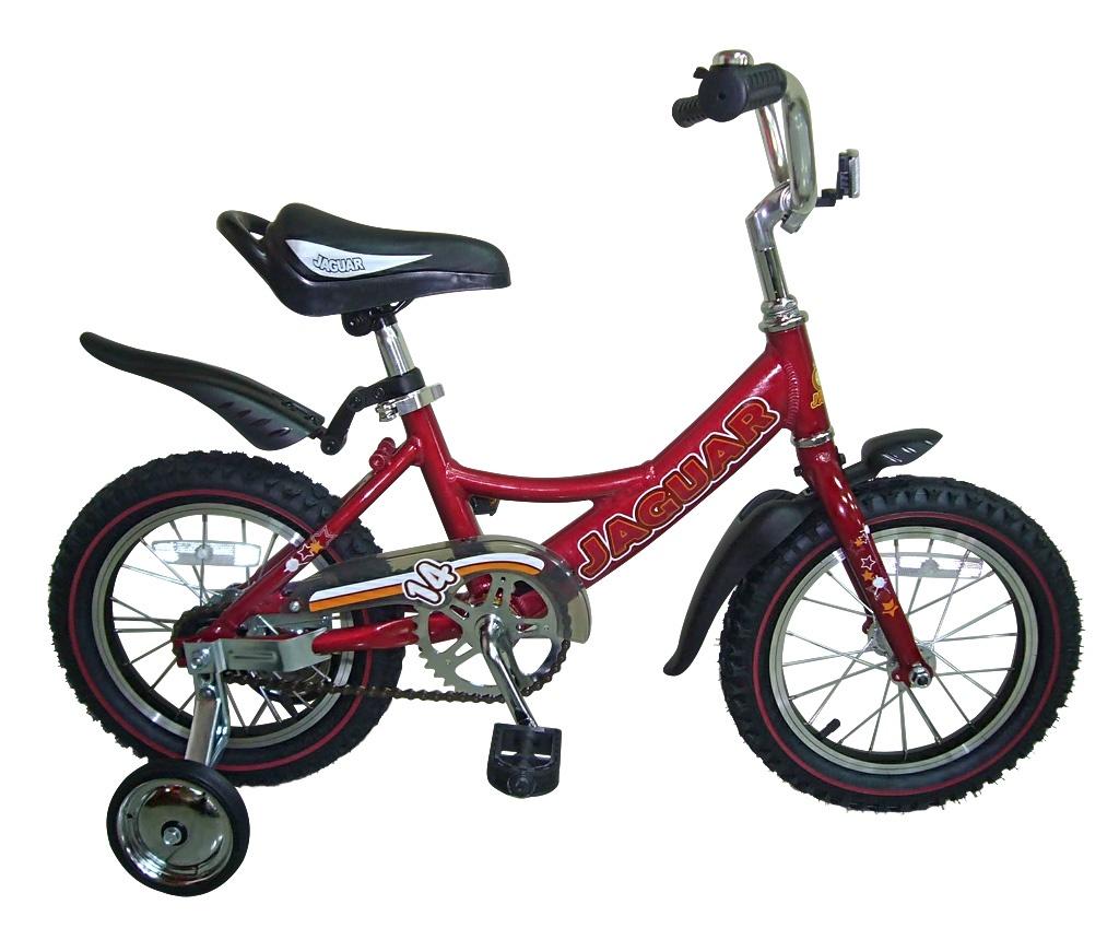 Велосипед Jaguar MS-A142, красный
