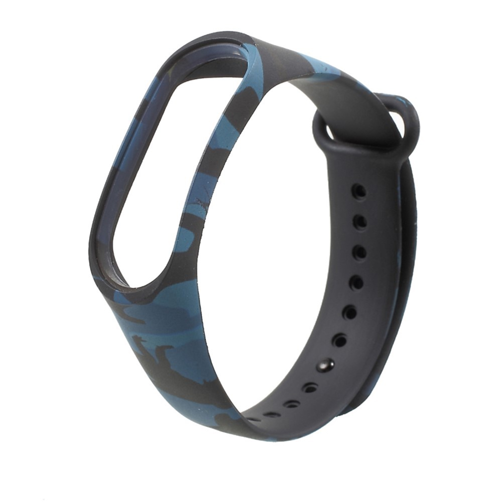 Ремешок для смарт-часов Мобильная Мода 2221, синий