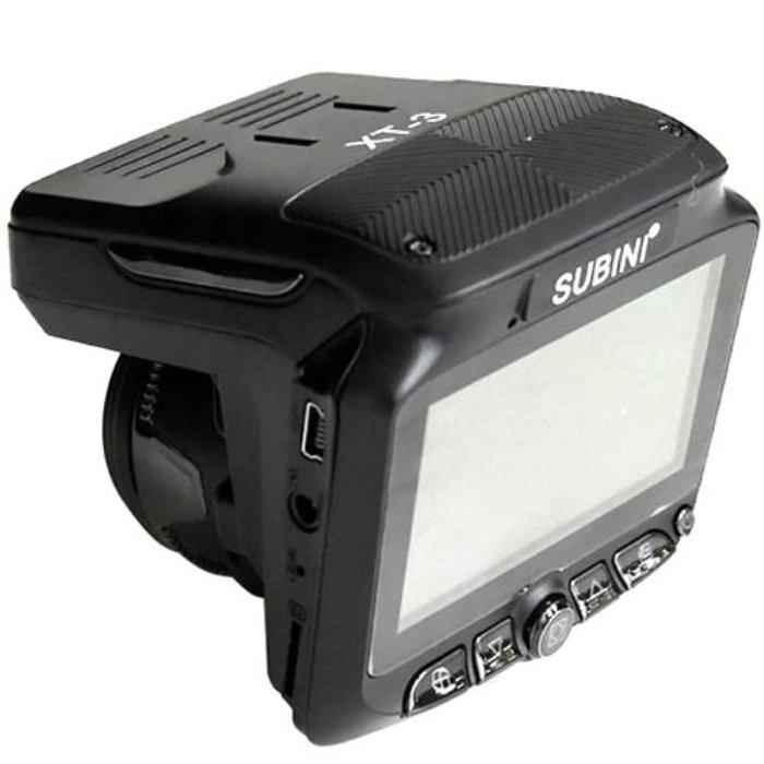Видеорегистратор с радар-детектором Subini STR XT-3 все цены