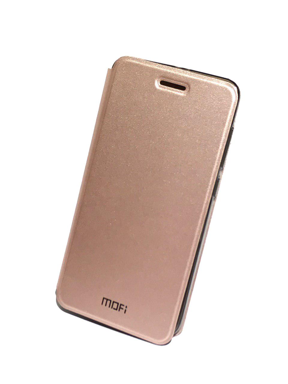 Чехол для сотового телефона Mofi Книжка Pearl Xiaomi Redmi 4X Rose Gold, розовый redmi 4x 16gb gold