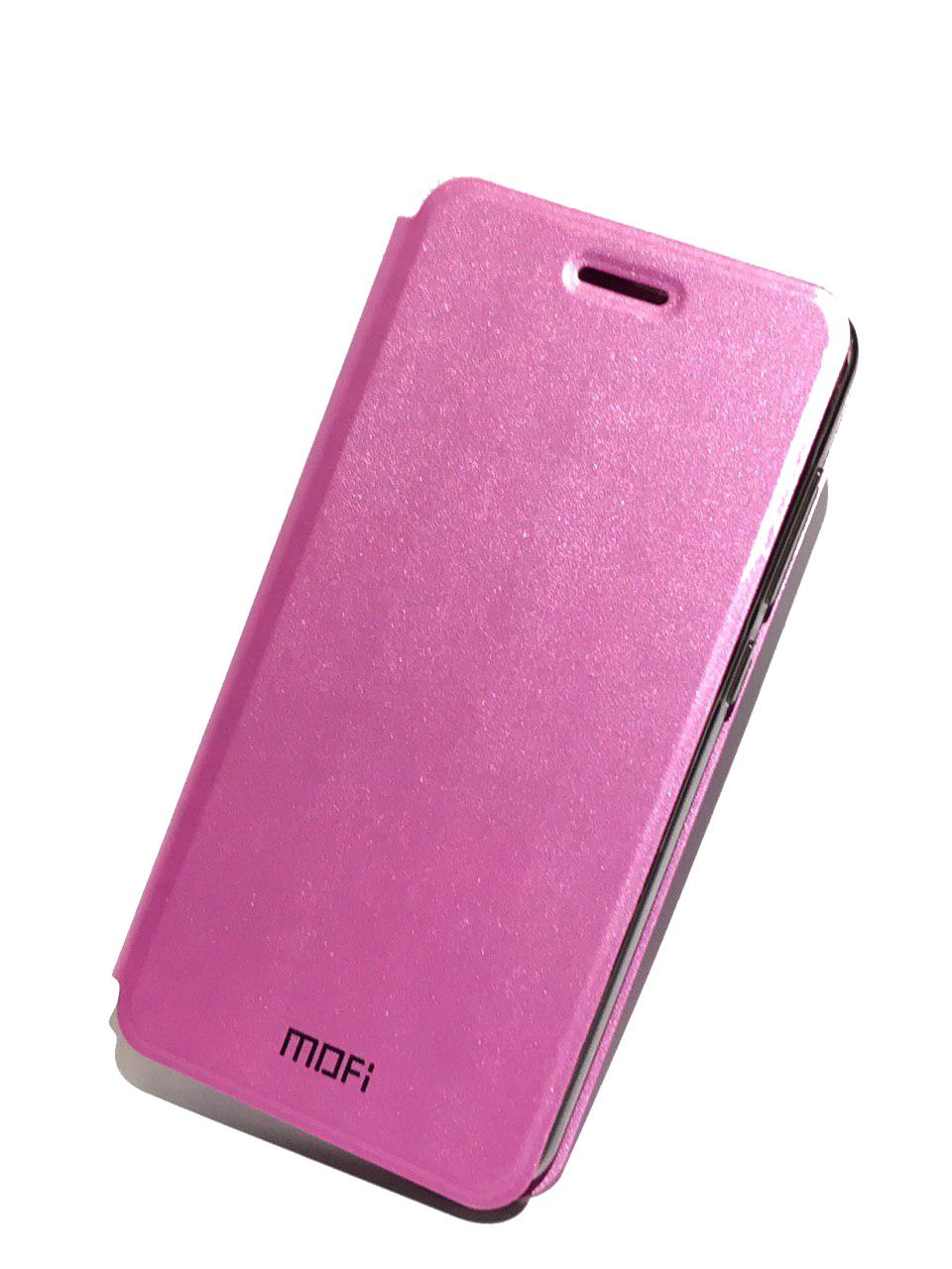 цена на Чехол для Xiaomi Redmi 4A Книжка Pearl Xiaomi Redmi 4A Pink