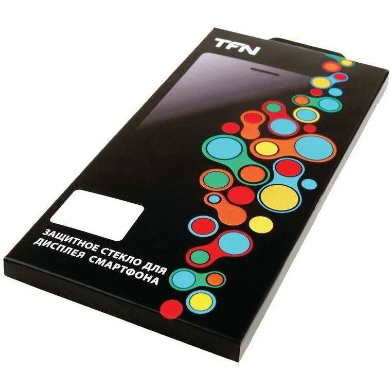 Защитное стекло TFN TFN-SP-08-020G2FB защитное стекло для meizu m6s onext на весь экран с черной рамкой
