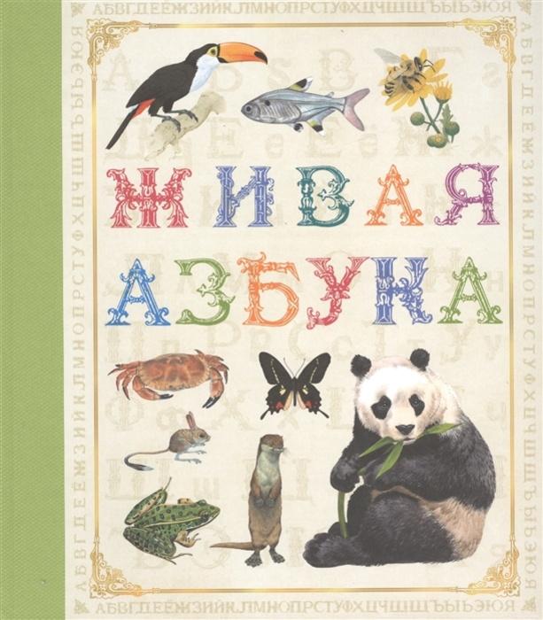 Наталья Котятова Живая азбука обучающая книга мозаика синтез чудесные наклейки живая азбука мс10222