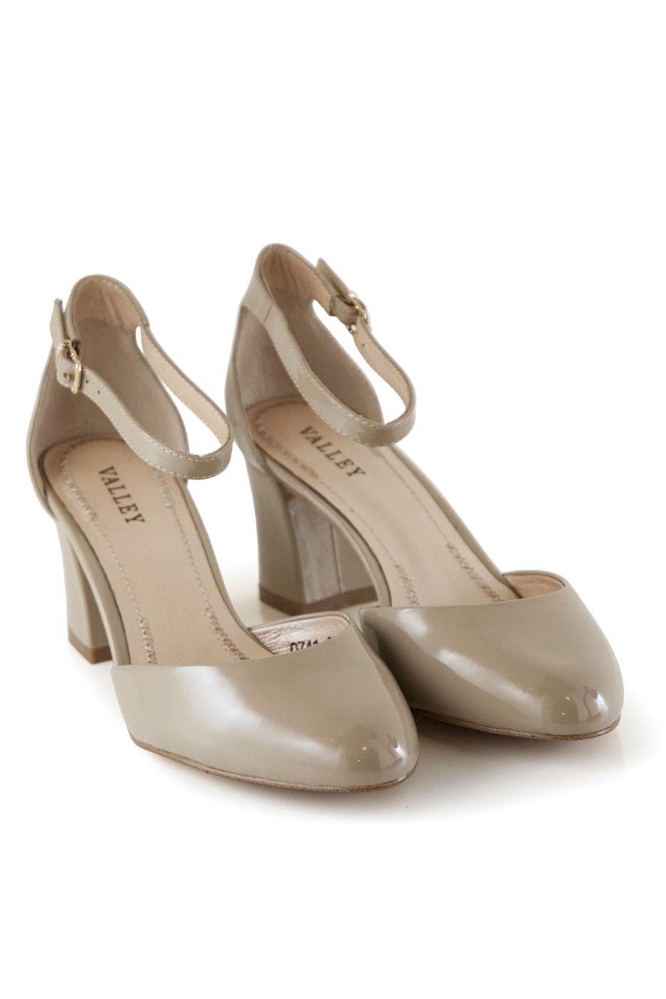 Туфли Valley ботинки женские daze цвет темно серый 16507z 3 2l размер 36