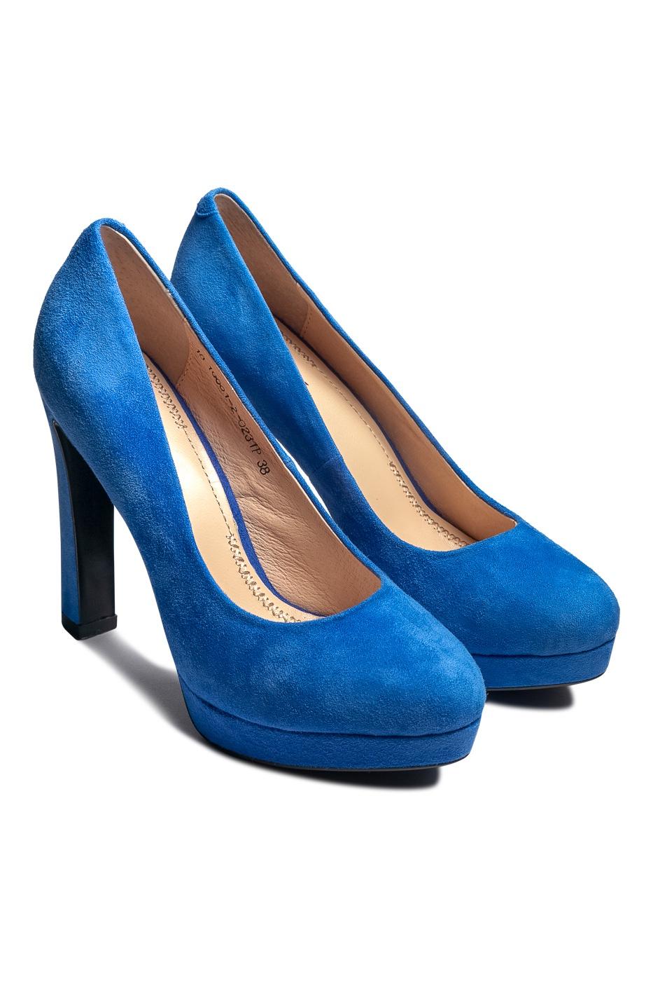 Туфли Valley туфли для девочки тотто цвет синий 30001 2 кп размер 35
