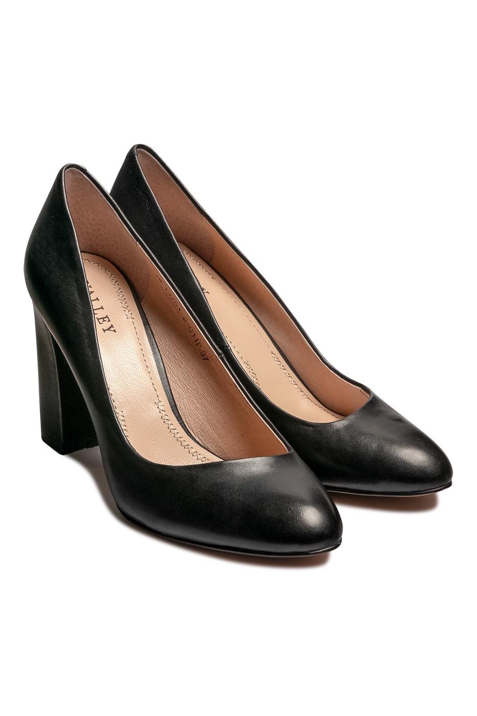 Туфли Valley туфли женские betsy s atelier цвет черный 999005 01 01 размер 35